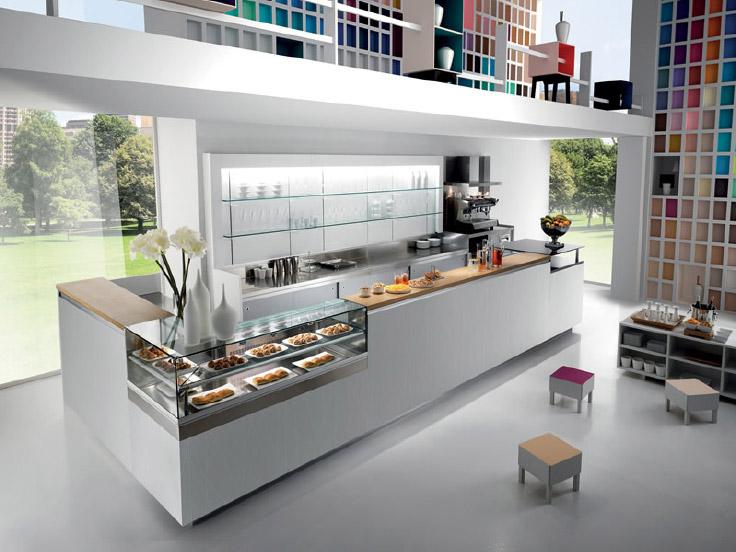 Attrezzature per la ristorazione nuove ed usate for Arredamento pasticceria usato