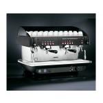 MACCHINA DA CAFFE' ESPRESSO PROFESSIONALE AUTOMATICA 2 GRUPPI MOD. E91 AMBASSADOR A