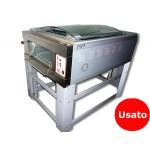 FORNO ELETTRICO STATICO PER PASTICCERIA ITALFORNI USATO